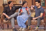 Akshay Kumar And Imran Khan Promote Once Upon A Time In Mumbaai Dobaara on 'Comedy Nights With Kapil' Pic 1
