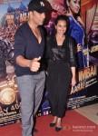 Akshay Kumar And Sonakshi Sinha At Trailer Launch of Once Upon A Time In Mumbaai Dobaara!