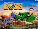 Akshay Kumar in Boss Movie Poster 1