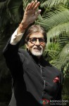 Amitabh Bachchan greeted by fans and media on his 70th Birthday