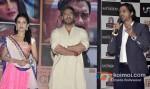 Amrita Rao, Ajay Devgn And Arjun Rampal At A Satyagraha Press Meet