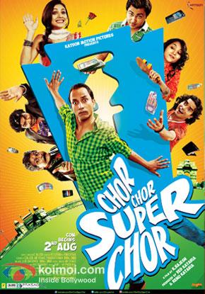 Chor Chor Super Chor Movie Review(Chor Chor Super Chor Movie Poster)