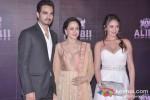 Hema Malini And Esha Deol at Sridevi's Birthday Bash