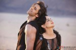 Hrithik Roshan and Kangana Ranaut in Krrish 3 Movie Stills