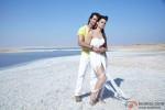Hrithik Roshan and Kangana Ranaut in Krrish 3 Movie Stills Pic 1