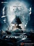 Hrithik Roshan starrer Krrish 3 Movie Poster 1