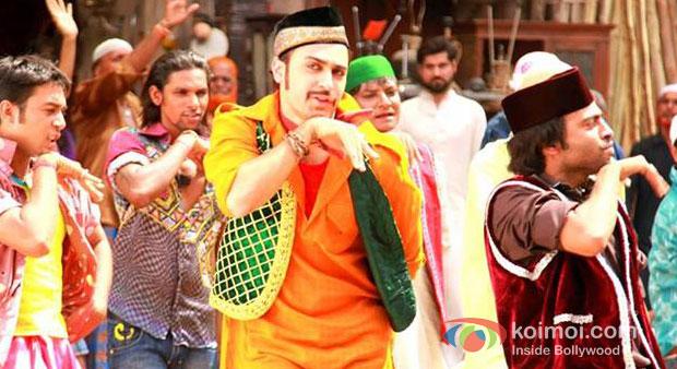 Imran Khan in Once Upon A Time in Mumbaai Dobaara! Movie Stills
