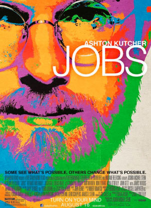 Jobs Movie Review (Jobs Movie Poster )