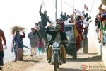 Johnny Lever, Sanjay Mishra and Sunny Deol in Singh Saab The Great Movie Stills Pic 2
