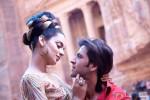 Kangana Ranaut and Hrithik Roshan in Krrish 3 Movie Stills