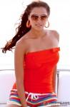 Lara Dutta in a still from Blue