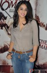 Mahie Gill at a promotional event of film Paan Singh Tomar