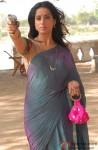 Mahie Gill shoots still from Saheb Biwi Aur Gangster Returns
