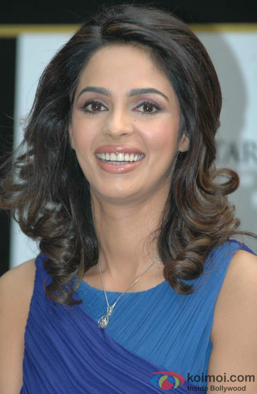 Mallika Sherawat at an event