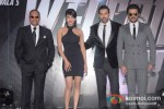 Nana Patekar, Shruti Haasan, John Abraham And Anil Kapoor at 'Welcome Back' press meet