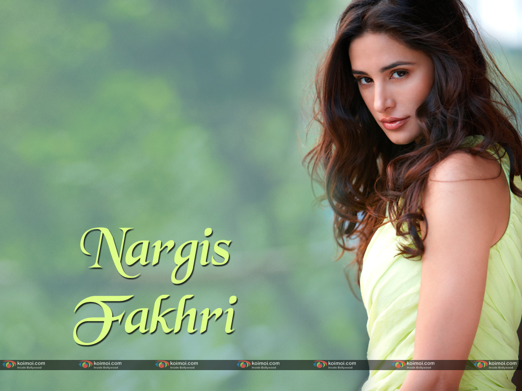 Nargis Fakhri Wallpaper 2