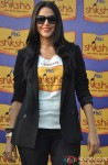 Neha Dhupia at the Shiksha event