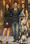 Parineeti Chopra, Sushant Singh Rajput And Vaani Kapoor Promote Shuddh Desi Romance on 'Comedy Nights with Kapil' Pic 3