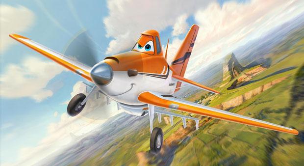 Planes Movie Review (Planes Movie Stills)