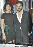 Priyanka Chopra, Ram Charan Teja promote 'Zanjeer' on 'Jhalak Dikhla Jaa' Pic 1