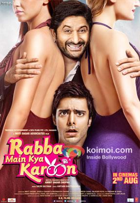 Rabba Main Kya Karoon Movie Review (Rabba Main Kya Karoon Movie Poster )