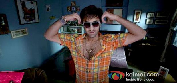 Ranbir Kapoor turns singer