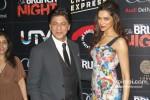 Shah Rukh Khan And Deepika Padukone At Chennai Express Brunch Party Pic 1
