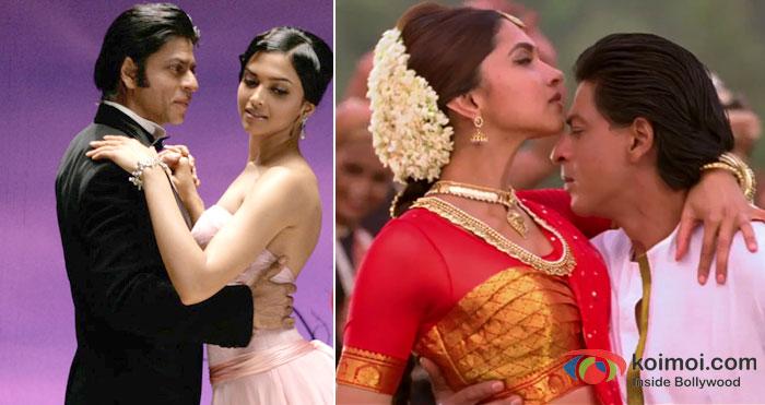 Deepika Padukone And Shahrukh Khan Movies - Deepika ...