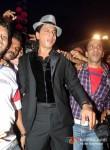Shah Rukh Khan At Chennai Express Success Party Pic 1