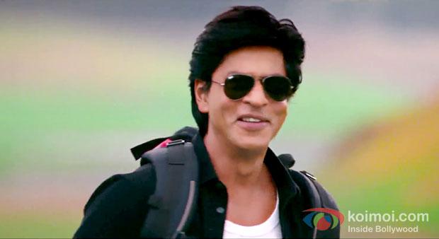 Shah Rukh Khan In Chennai Express Movie Stills