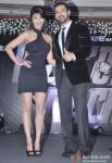 Shruti Haasan And John Abraham at 'Welcome Back' press meet Pic 1