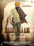 Sunny Deol starrer Singh Saab The Great Movie Poster 1