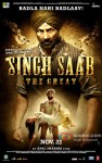 Sunny Deol starrer Singh Saab The Great Movie Poster 5