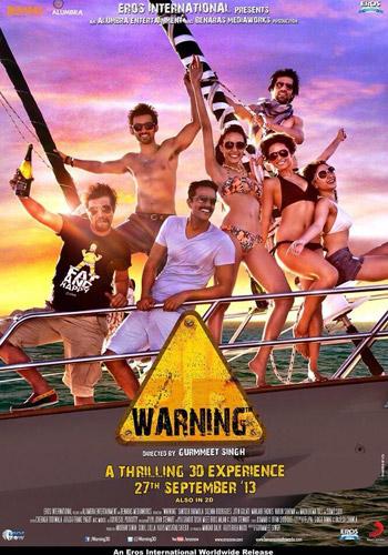 Warning 3D
