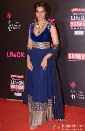 A Beautiful Bipasha Basu At The Screen Awards