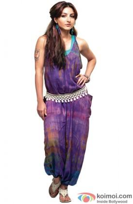 A Beautiful Soha Ali Khan Strikes A Pose