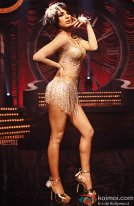 A Sexy Priyanka Chopra In A Song Still