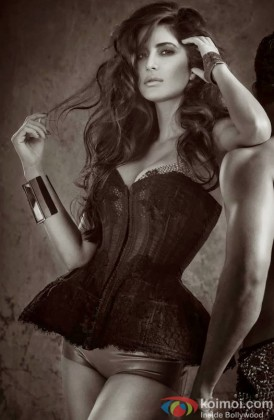 A Smoking Hot Katrina Kaif Strikes A Pose
