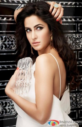 A Stunning Katrina Kaif Looking Away