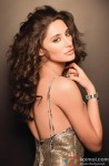 A Stylish Nargis Fakhri Poses With A Pout