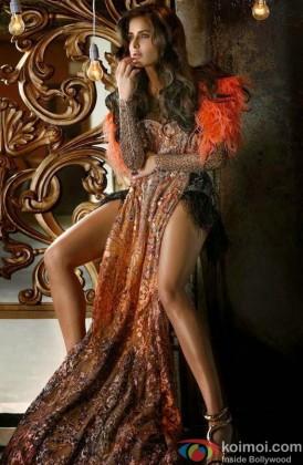 A Thoughtful Katrina Kaif Poses For A Photoshoot
