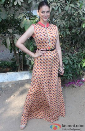 Aditi Rao Hydari Looking Beautiful At An Event
