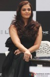 Aishwarya Rai during the launch of Lodha Group's 'The Park'