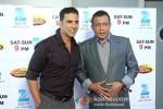 Akshay Kumar And Mithun Chakraborty promote 'Boss' on 'DID - Dance Ka Tashan' show Pic 2