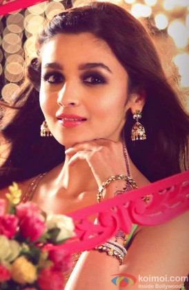 Alia Bhatt In A Still From Her Film