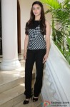 Alia Bhatt Strikes A Pose In Casuals
