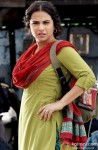 An Irritated Vidya Balan Looks On