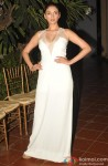 Beautiful Aditi Rao Hydari Poses In A White Outfit