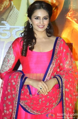 Beautiful Huma Qureshi In A Traditional Avatar