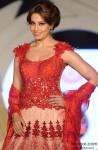 Bipasha Basu Scorches The Ramp In Red
